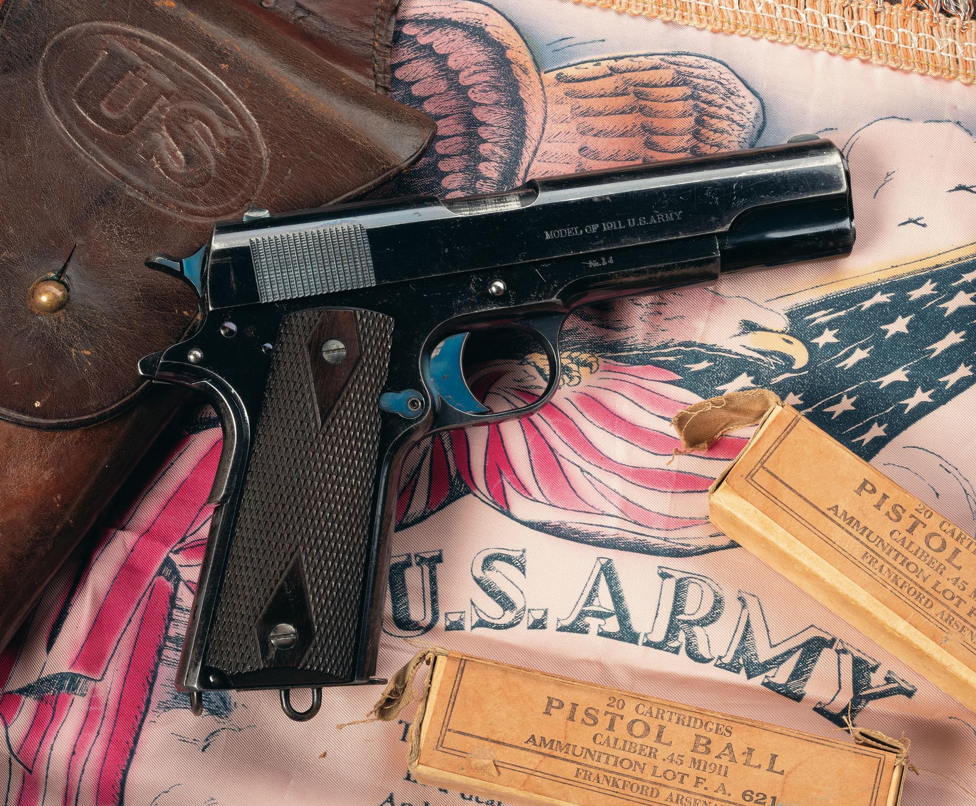 M1911 serial 14
