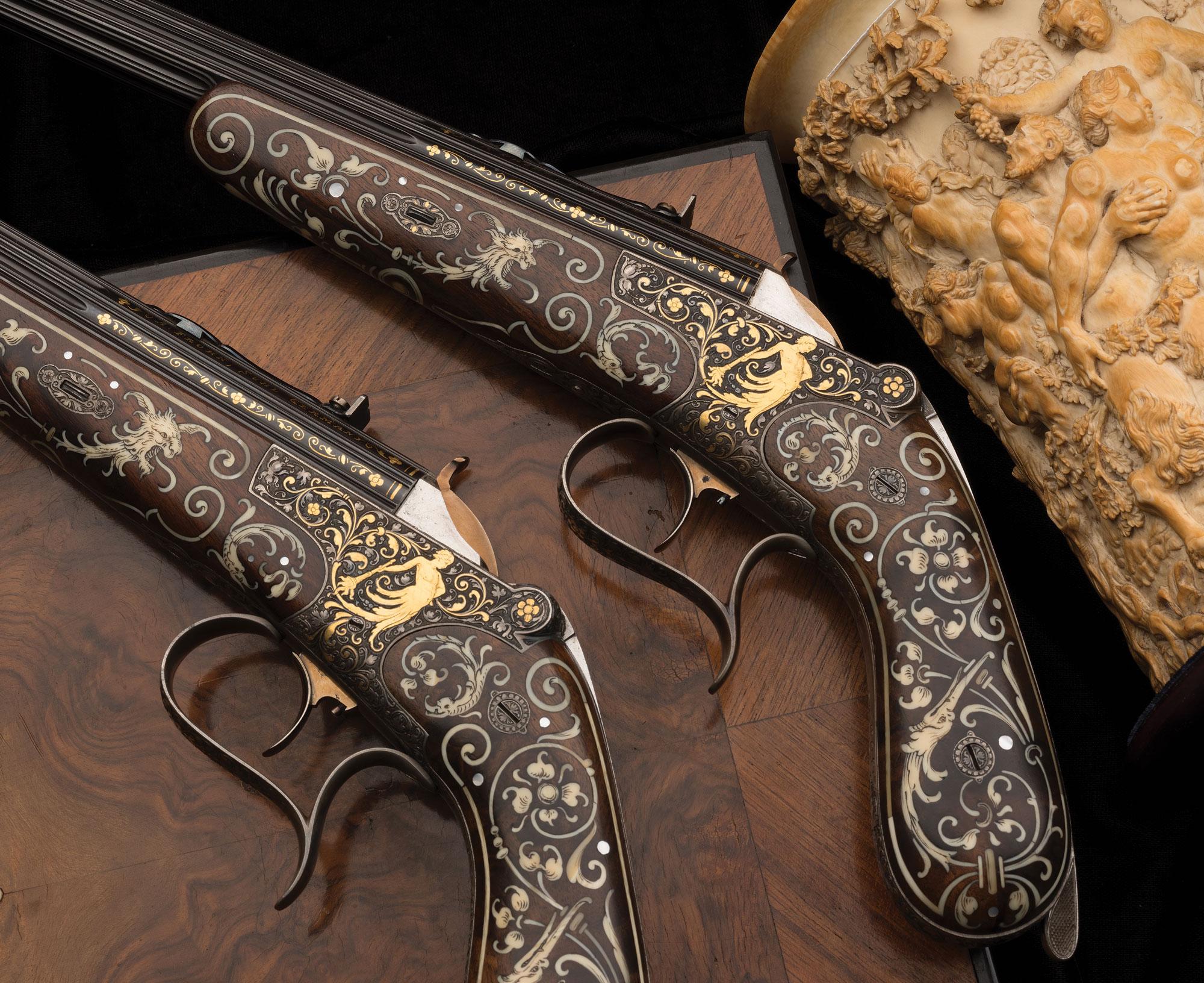 high art pistol pairs