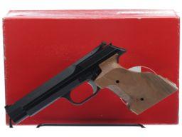 Sig Hammerli P240 Semi-Automatic Target Pistol with Box