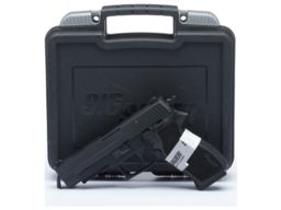 Sig Sauer P220 Semi-Automatic Pistol with Case