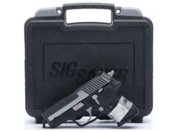 Sig Sauer Custom Shop Model P224 Equinox Semi-Automatic Pistol with Case