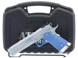 STI International Custom Shop Model 2011 Semi-Automatic Pistol with Case