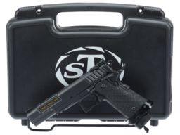 STI International Model 2011 DVC 3Gun Semi-Automatic Pistol with Case