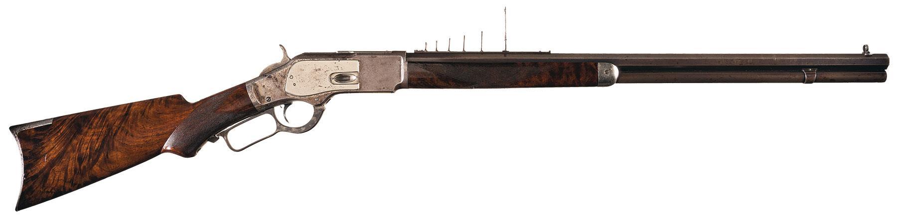 Four Antique American Cartridge Revolvers
