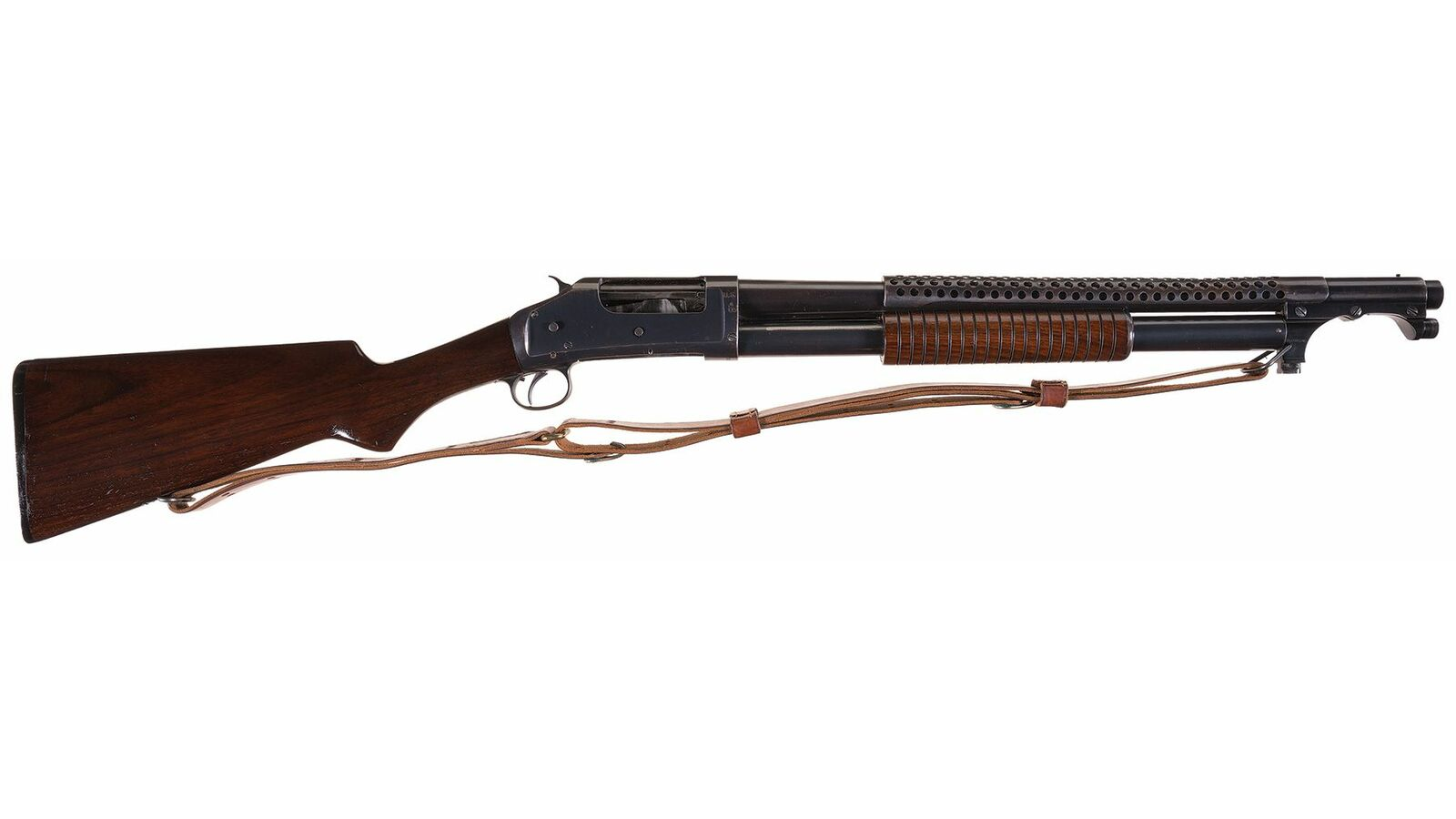 100 Pictures of 1897 Trench Gun