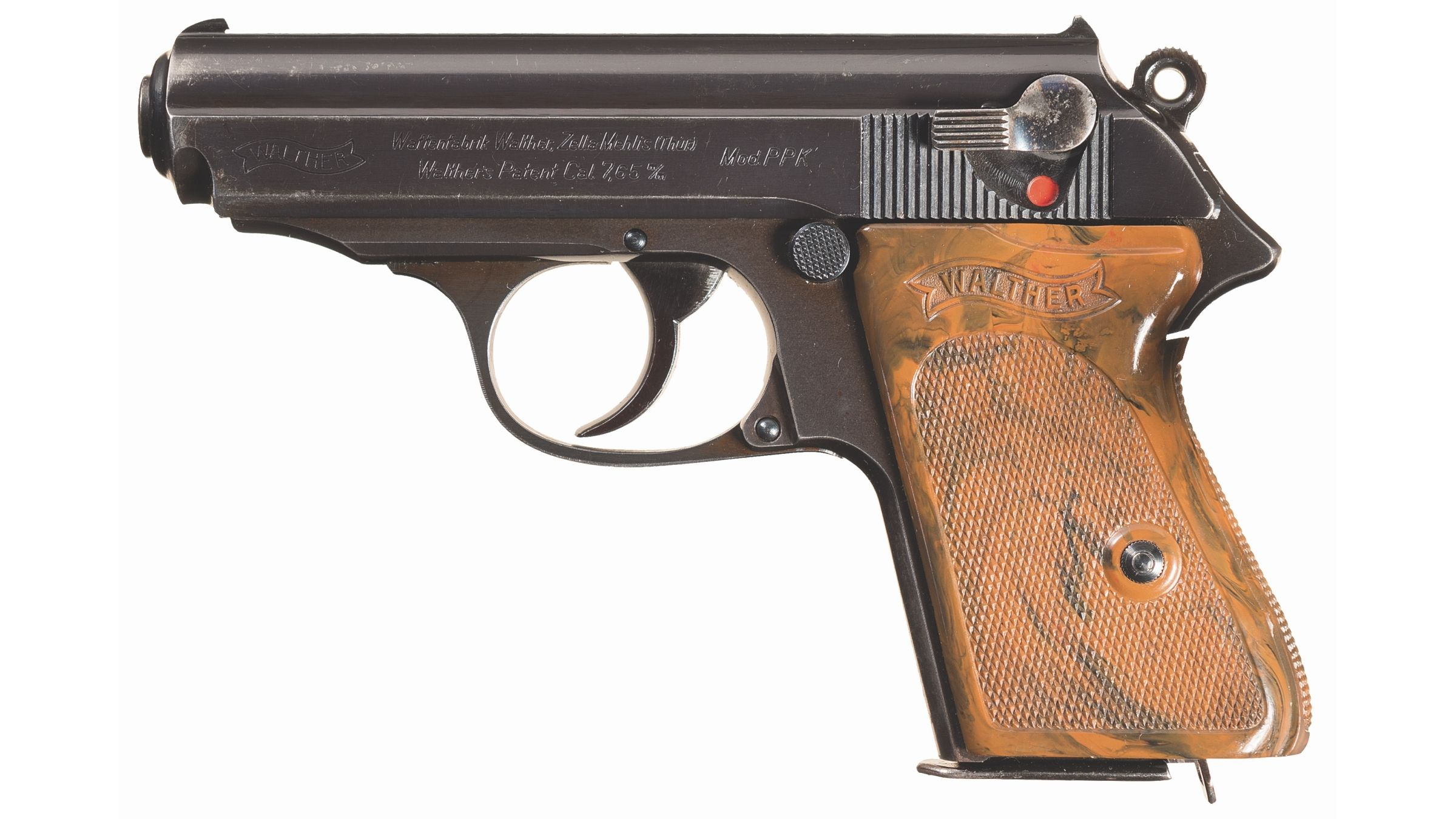 Walther ppk s serial number